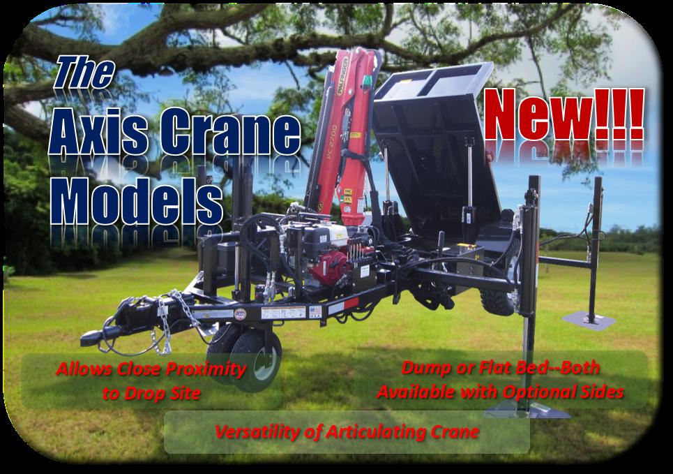 Crane Model Graphic