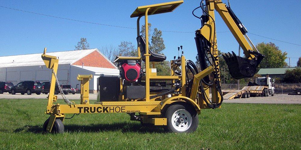 Truckhoe